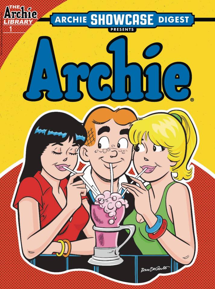 Archie Showcase Digest #1