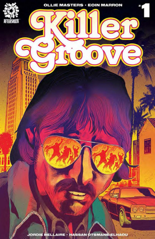Killer Groove #1 (10 Copy Cliff Richards Cover)