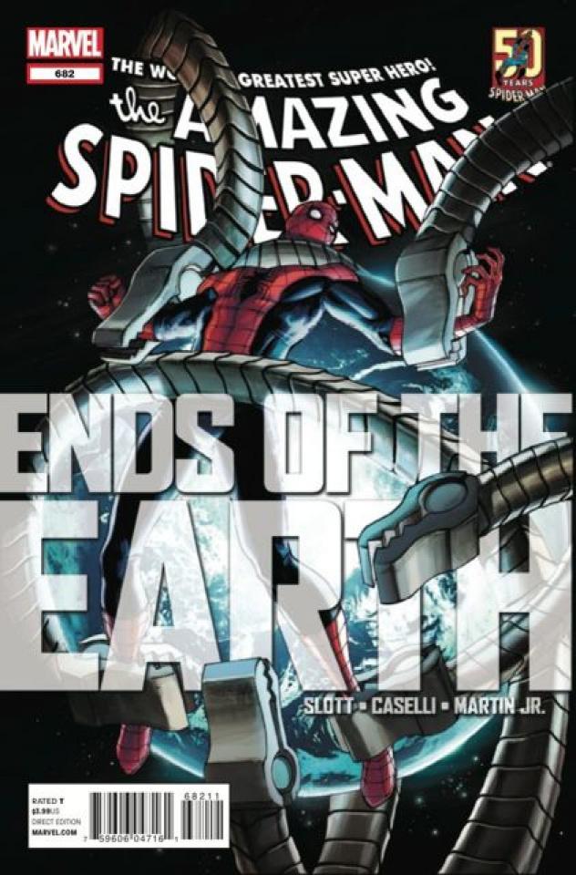 The Amazing Spider-Man #682