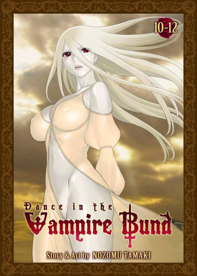 Dance in the Vampire Bund Vol. 4