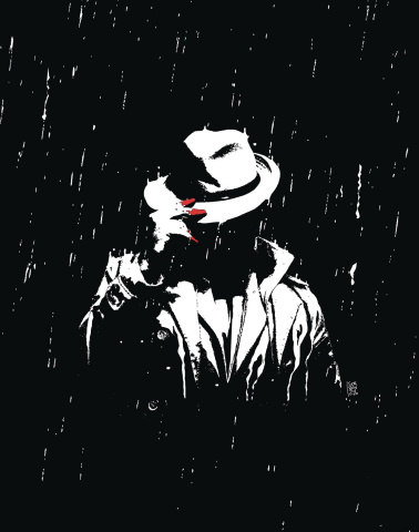 The Question: The Deaths of Vic Sage #4 (Sorrentino Cover)