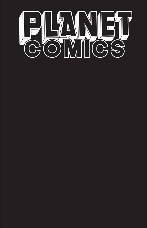 Planet Comics Sketchbook (Apollo XV Pack)