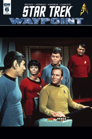 Star Trek: Waypoint #6 (10 Copy Cover)