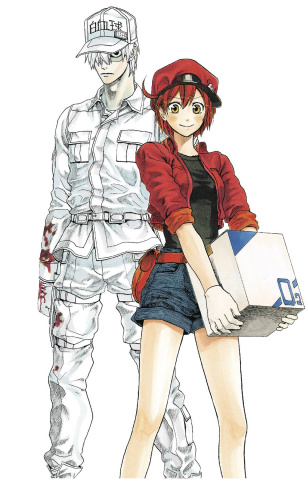 Cells at Work (Complete Box Set)