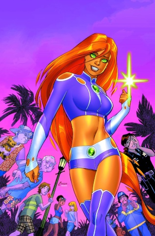 Starfire Vol. 1: Welcome Home