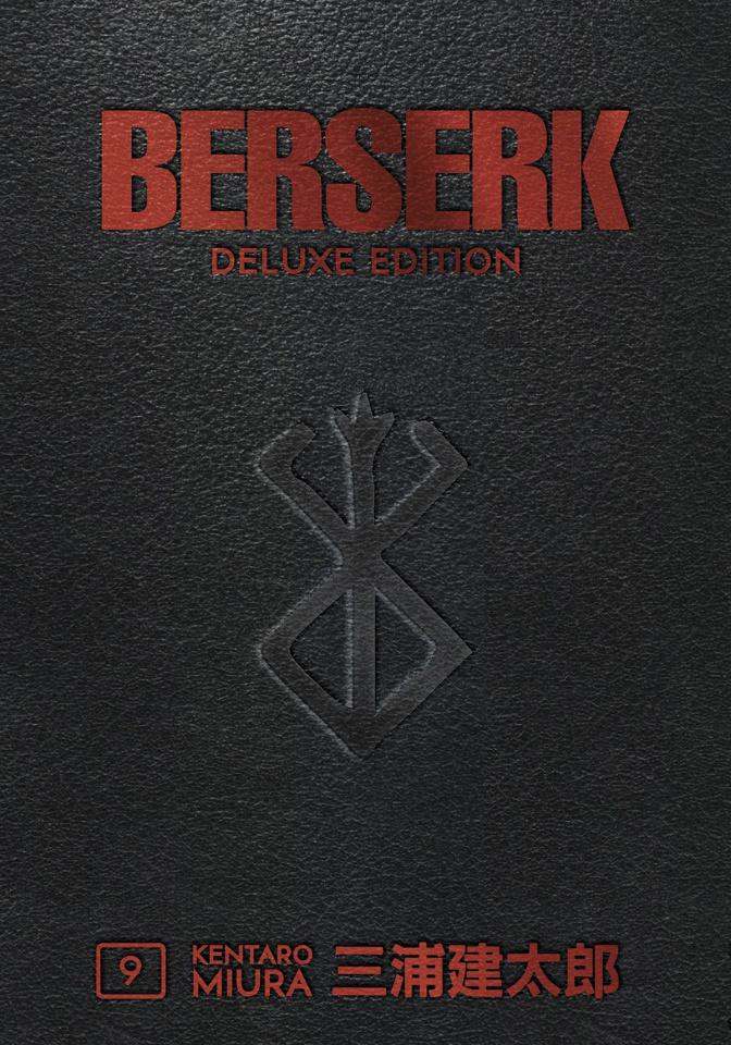 Berserk Vol. 9 (Deluxe Edition)