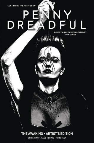 Penny Dreadful Vol. 1: The Awakening (Artist's Edition)