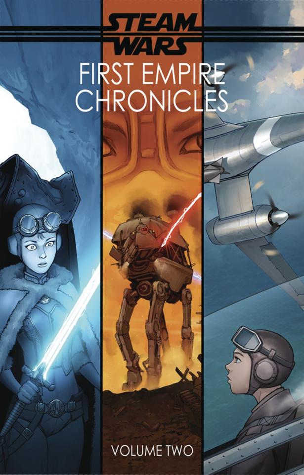 Steam Wars Chronicles Vol. 2