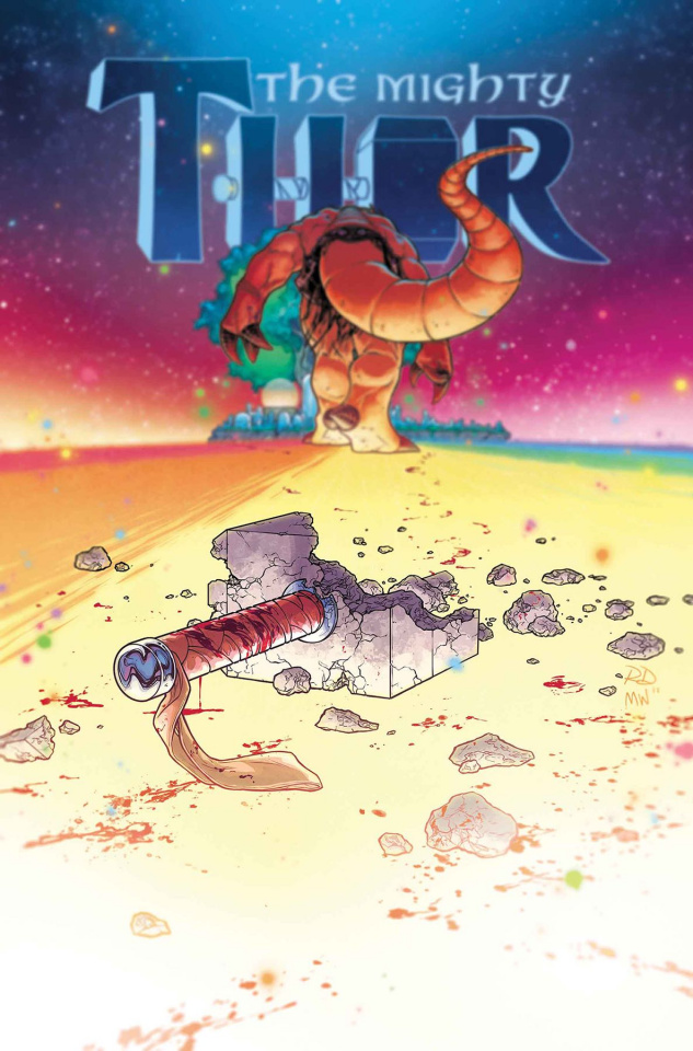 The Mighty Thor #701: Legacy