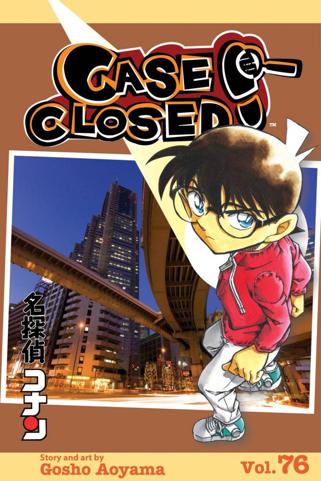 Case Closed Vol. 76
