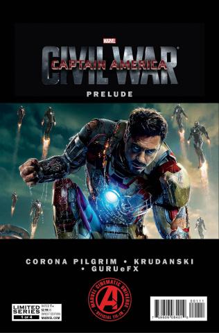 Captain America: Civil War Prelude #1