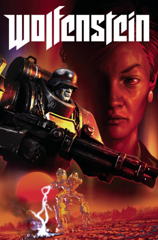 Wolfenstein #1 (Ronald Cover)