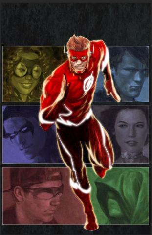 Titans #2 (Variant Cover)