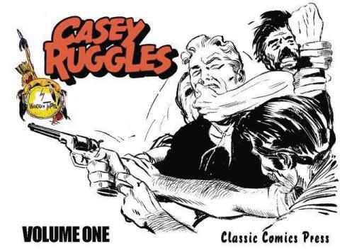 Casey Ruggles Vol. 1