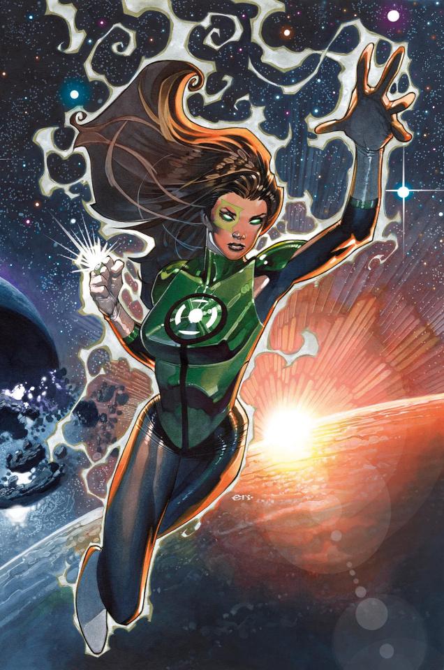 Green Lanterns #57 (Variant Cover)