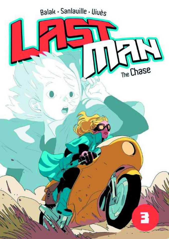 Last Man Vol. 3: The Chase