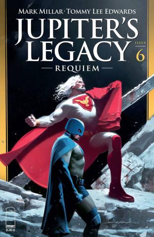 Jupiter's Legacy: Requiem #6 (Dekal Cover)