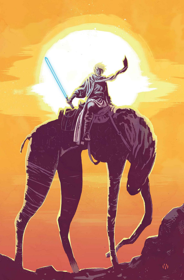 Star Wars #38 (Walsh Cover)