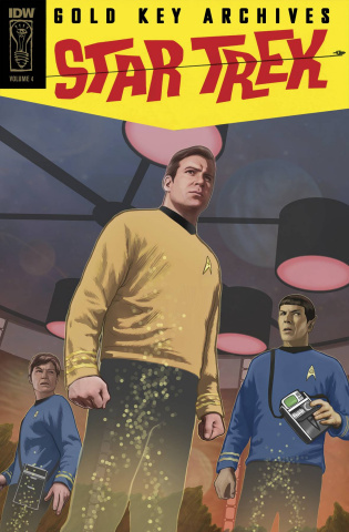 Star Trek: The Gold Key Archives Vol. 4