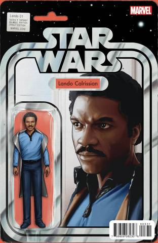 Star Wars: Lando #1 (Chistopher Action Cover)