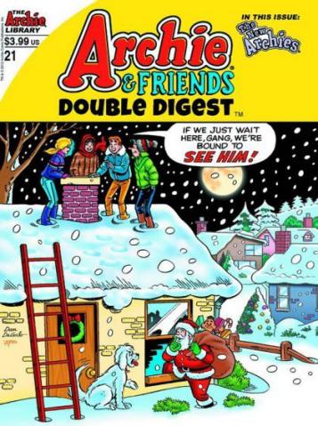 Archie & Friends Double Digest #21