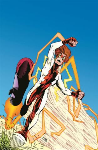 The Flash: Impulse Runs in the Family
