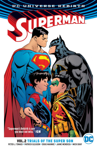 Superman Vol. 2: The Trial of the Super Sons