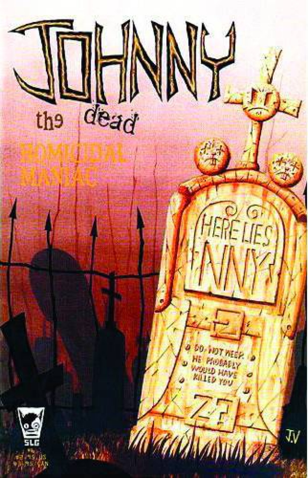 Johnny: The Homicidal Maniac #6 (New Printing)