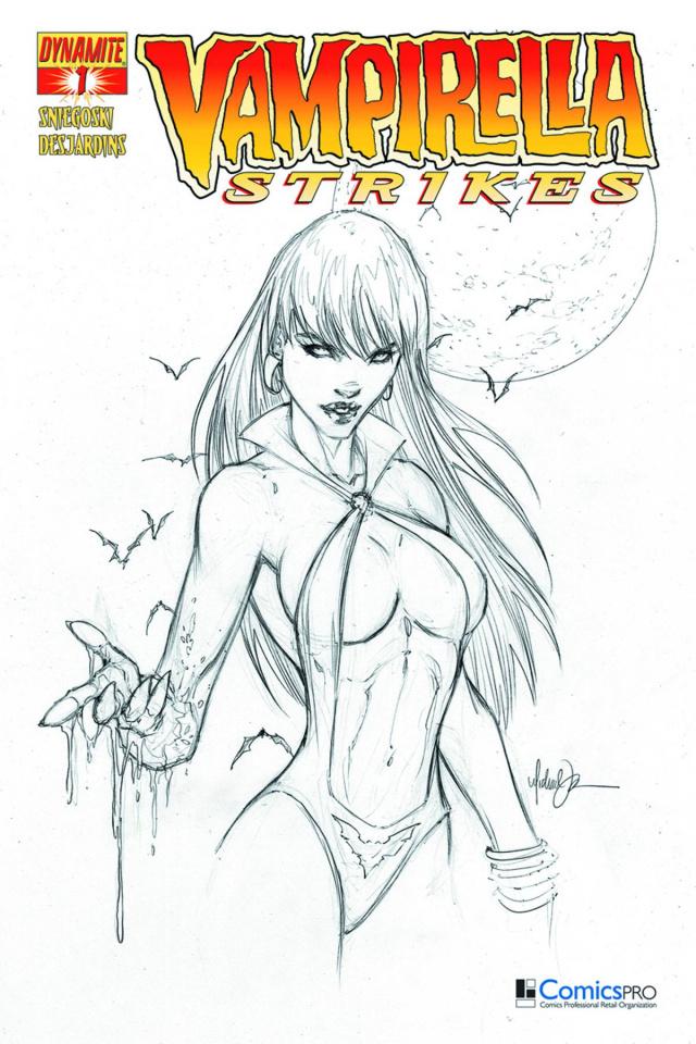 Vampirella Strikes #1 (Comicspro Exclusive)