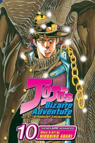 JoJo's Bizarre Adventures: Stardust Crusaders Vol. 10