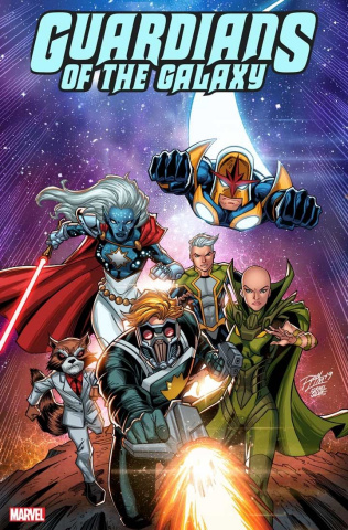 Guardians of the Galaxy #1 (Ron Lim Cover)