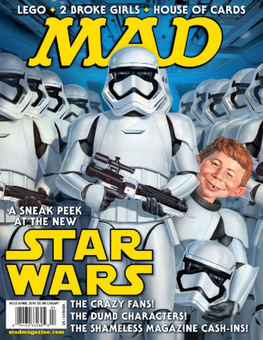 MAD Magazine #532