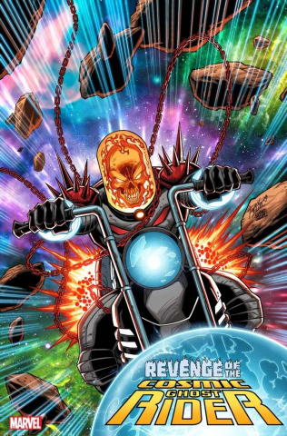 Revenge of the Cosmic Ghost Rider #2 (Ron Lim Cover)