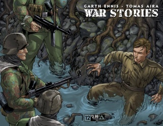 War Stories #12 (Wrap Cover)