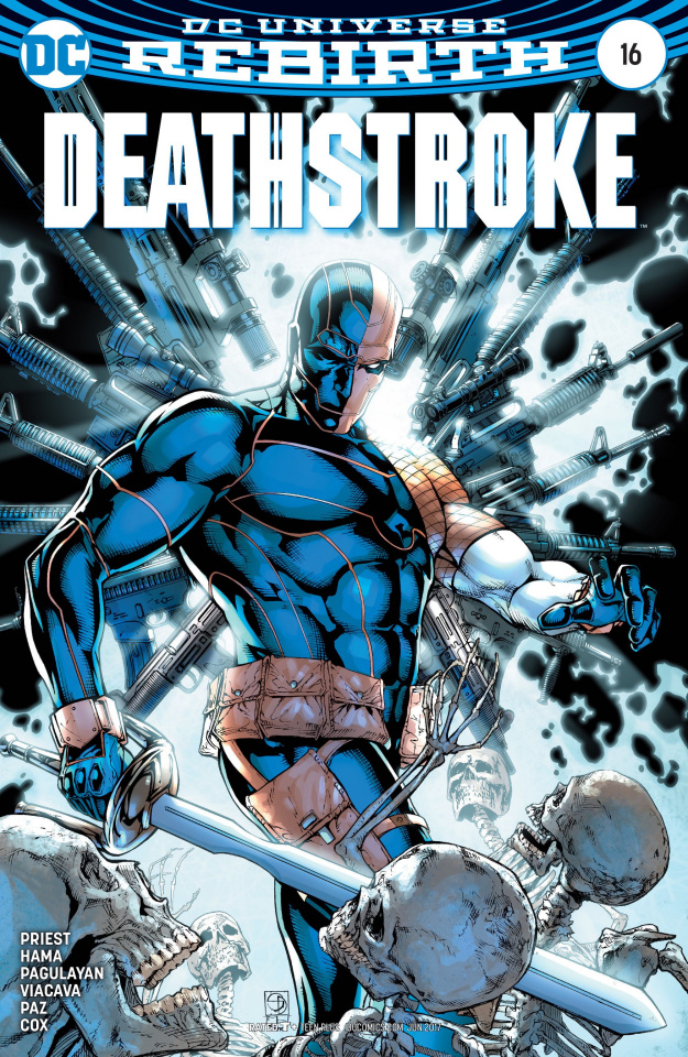 Deathstroke #16 (Variant Cover)