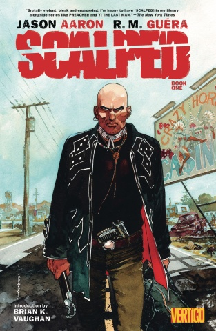 Scalped Book 1