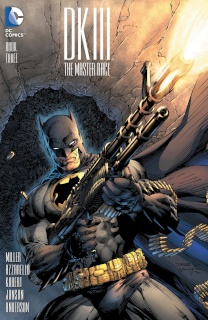 Dark Knight III: The Master Race #3 (Lee Cover)