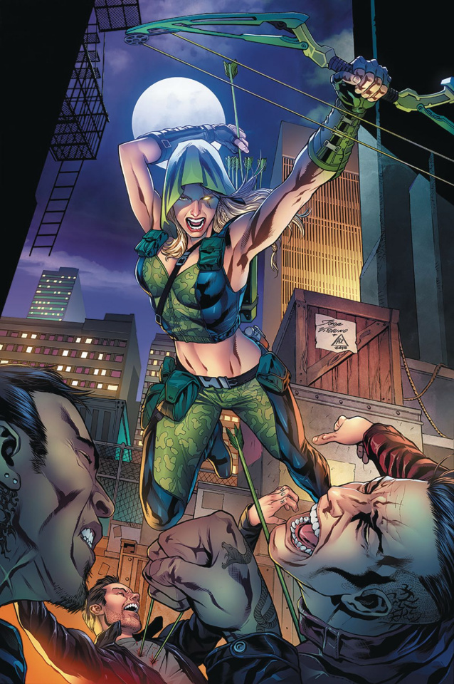 Robyn Hood: Outlaw #1 (Vitorino Cover)