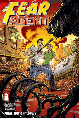 Fear Agent Vol. 2 (Final Edition)