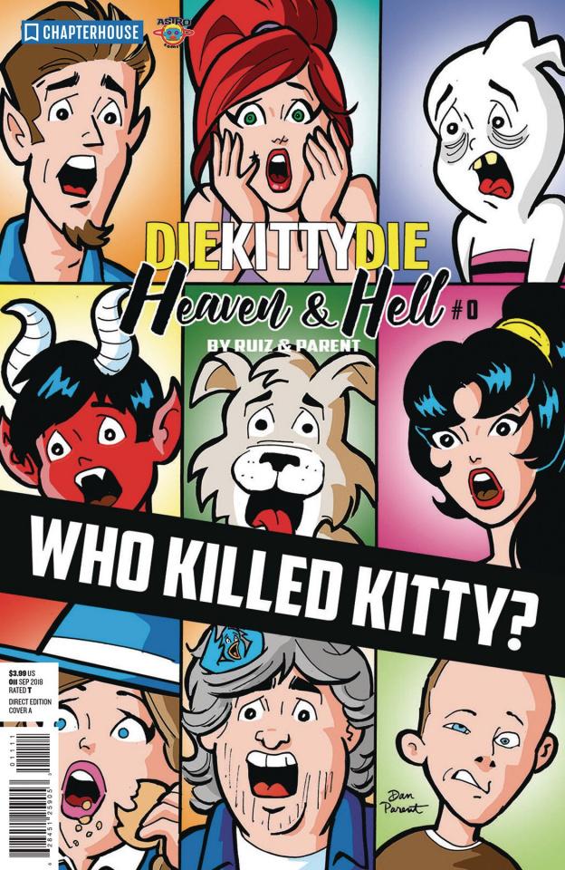 Die Kitty, Die! Heaven & Hell #0