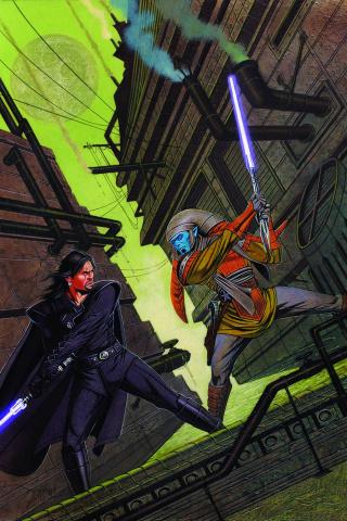 Star Wars: Dawn of the Jedi - The Prisoner of Bogan #4