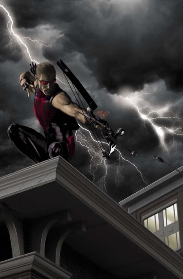 Ultimate Comics Hawkeye #2