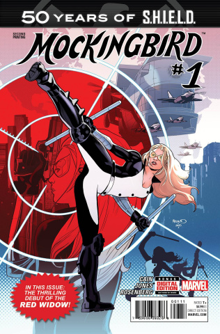 Mockingbird #1 (Renaud 2nd Printing)