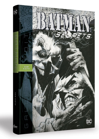 Batman Secrets: Sam Kieth (Gallery Edition)