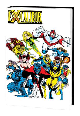 Excalibur Vol. 2 (Omnibus Madureira Cover)