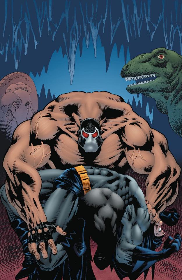 Batman: Knightfall Vol. 1 (Omnibus)