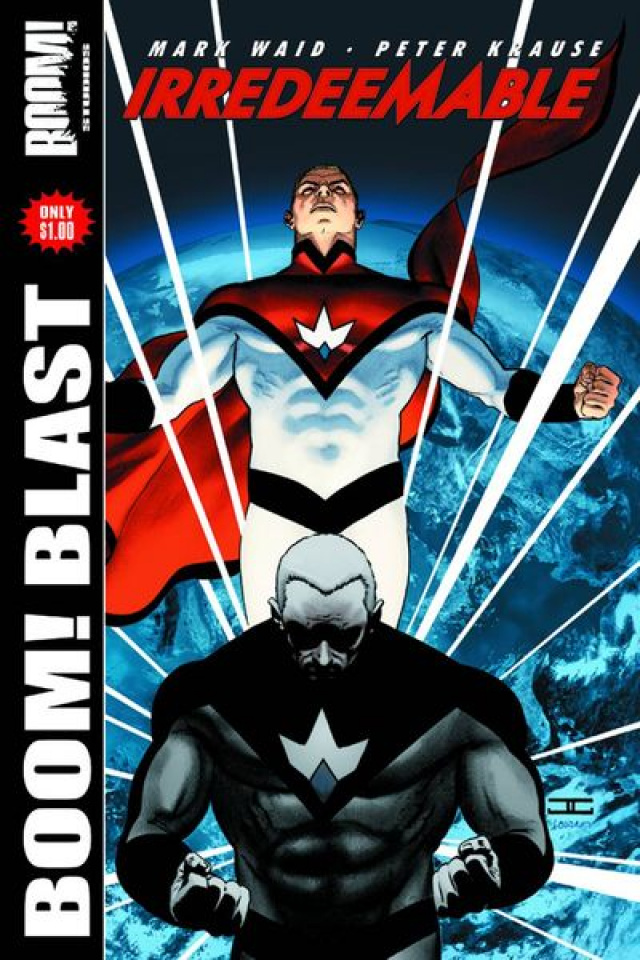 Irredeemable #1 (BOOM! Blast Edition)