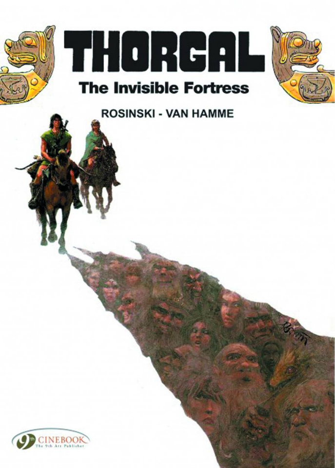 Thorgal Vol. 11: The Invisible Fortress