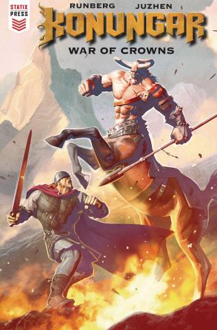 Konungar: War of Crowns #1 (Ronald Cover)