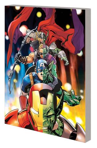 Avengers K Book 4: Secret Invasion